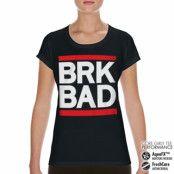 Breaking Bad - BRK BAD Performance Girly Tee, CORE PERFORMANCE GIRLY TEE