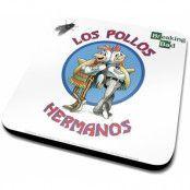 Breaking Bad - Coaster Los Pollos 6-Pack