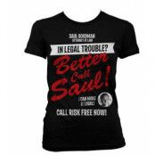 Breaking Bad In Legal Trouble Dam T-Shirt
