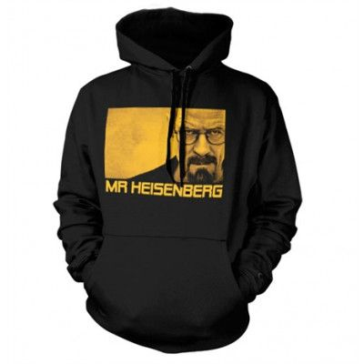 Breaking Bad - Mr Heisenberg Hoodie, Hooded Pullover