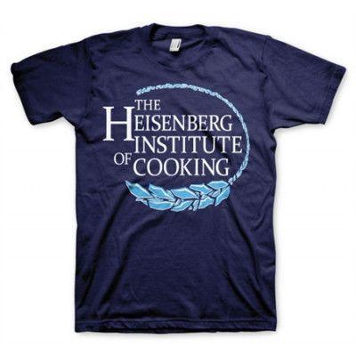 Heisenberg Institute Of Cooking T-Shirt, Basic Tee
