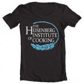 Heisenberg Institute Of Cooking Wide Neck Tee, Wide Neck T-Shirt