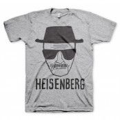 Heisenberg Sketch T-Shirt, Basic Tee
