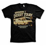 Heisenberg´s Desert Tours T-Shirt, Basic Tee