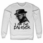I Am The Danger Sweatshirt, Sweatshirt