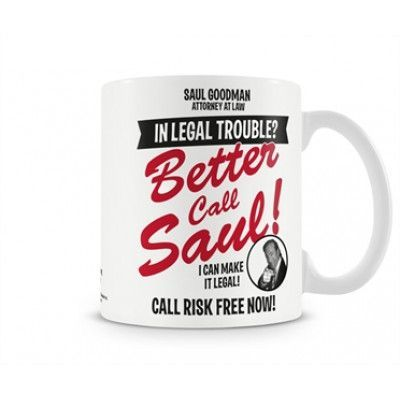 In Legal Trouble Coffee Mug, Coffee Mug