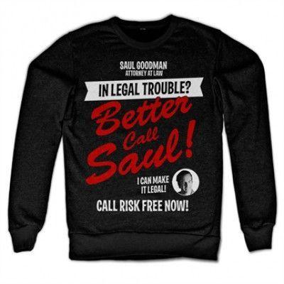 In Legal Trouble Sweatshirt, Sweatshirt