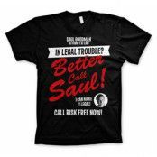 In Legal Trouble T-Shirt, Basic Tee