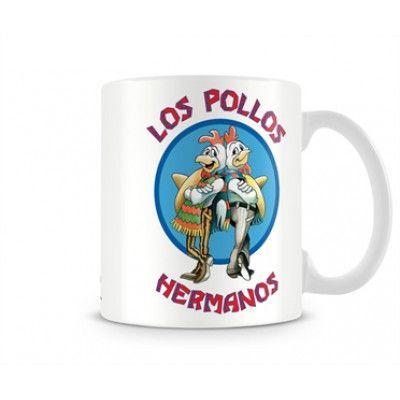 Los Pollos Hermanos Coffee Mug, Coffee Mug