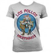 Los Pollos Hermanos Girly T-Shirt, Girly T-Shirt