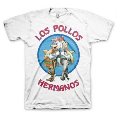 Los Pollos Hermanos T-Shirt, Basic Tee
