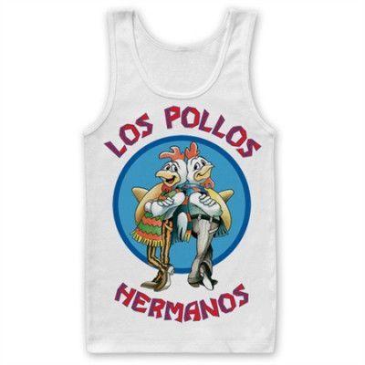 Los Pollos Hermanos Tank Top, Tank Top