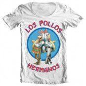 Los Pollos Hermanos Wide Neck Tee, Wide Neck T-Shirt