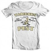 Vamanos Pest Wide Neck Tee, Wide Neck T-Shirt
