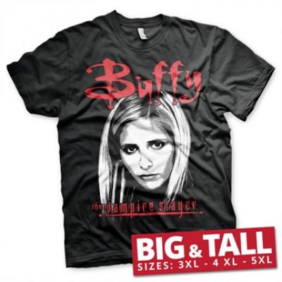 Buffy The Vampire Slayer Big & Tall T-Shirt, Big & Tall T-Shirt