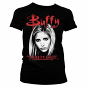 Buffy The Vampire Slayer Girly Tee, Girly Tee