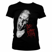 Buffy The Vampire Slayer - Spike Girly Tee, Girly Tee