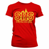 Sunnydale High School Girly Tee, Girly Tee