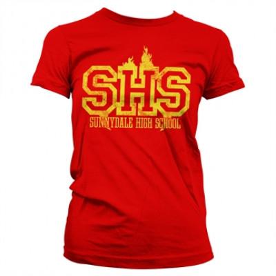 Sunnydale High School Girly Tee, Girly Tee