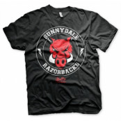 Sunnydale Razorbacks T-Shirt, Basic Tee