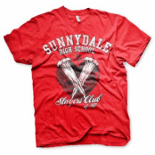 Sunnydale Slayers Club '97 T-Shirt, Basic Tee