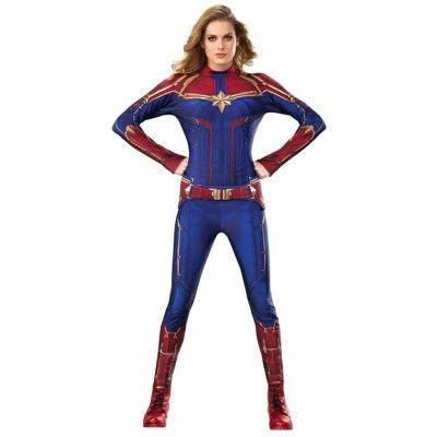 Dräkt  Captain Marvel-L