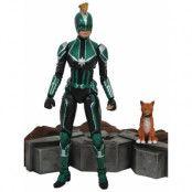 Marvel Select - Captain Marvel Starforce Uniform