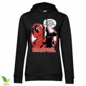 Deadpool - Get Some Sushi Girls Hoodie, Girls Organic Hoodie