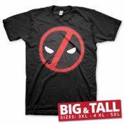 Deadpool Icon Big & Tall T-Shirt, T-Shirt