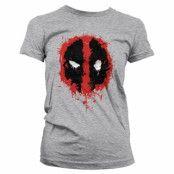 Deadpool Splash icon Girly Tee, T-Shirt