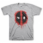 Deadpool Splash icon T-Shirt, Basic Tee