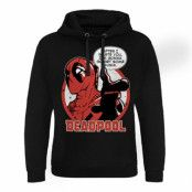 Deadpool - Sushi Epic Hoodie, Epic Hooded Pullover