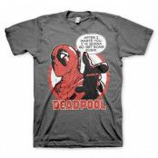 Deadpool - Sushi T-Shirt, T-Shirt