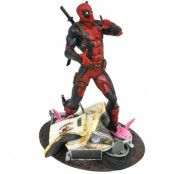 Marvel Gallery - Deadpool Taco Truck Statue - 25 cm