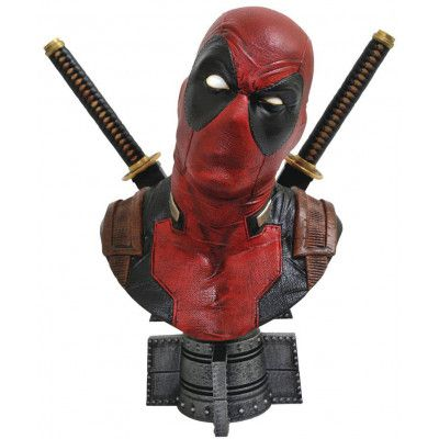 Marvel Legendary Comics - Deadpool Bust - 1/2