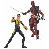 Marvel Legends - Deadpool & Negasonic Teenage Warhead 2-pack