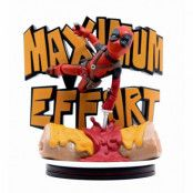 Q-Fig Max Statyett, Deadpool - Maximum effort