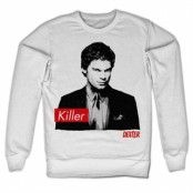 Dexter - Killer Girly Sweatshirt, Sweatshirt