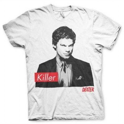 Dexter - Killer T-Shirt, Basic Tee