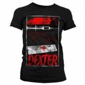 Dexter Signs Girly T-Shirt, Girly T-Shirt