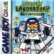 Dexters Laboratory Robot Rampage
