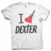 I Love Dexter T-Shirt, Basic Tee