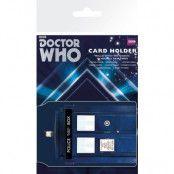 Doctor Who Korthållare Tardis
