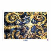Doctor Who, Maxi Poster - Exploding Tardis