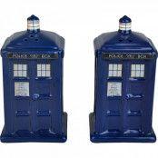 Doctor Who Salt- och pepparkar Tardis