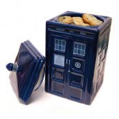 Doctor Who Tardis Keramik Kakburk