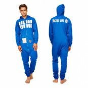 Dr Who Tardis Jumpsuit