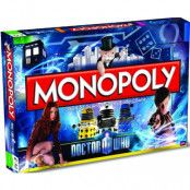 Monopoly Doctor Who Ed 2011 Winning Moves