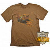 DOTA 2 T-Shirt Batrider + Digital Unlock