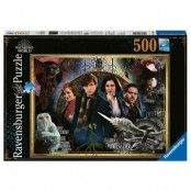 Fantastic Beasts - The Crimes of Grindelwald Jiggsaw Puzzle